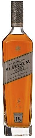 Johnnie Walker Scotch Platinum Label 18 Years